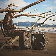Adam Crawford musician drummer Winsome Lost Live Band Live Music Wellington Wairarapa Manawatu