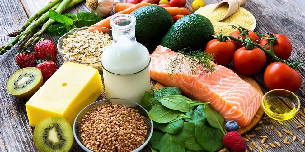 Webinar - MundArt. Entzündungshemmende Ernährung – iss dich gesund