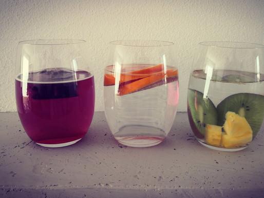 Wasser: gesund trinken