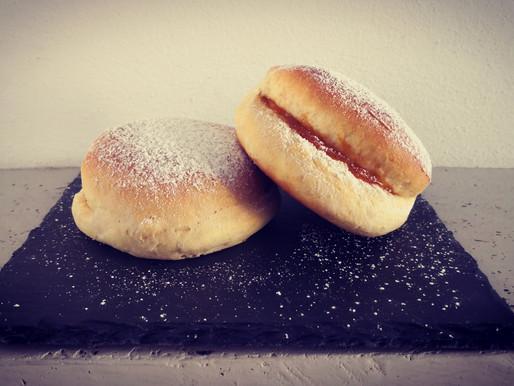 Krapfen - Süßes in der Faschingszeit :)