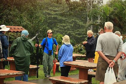 Local guides in Costa Rica