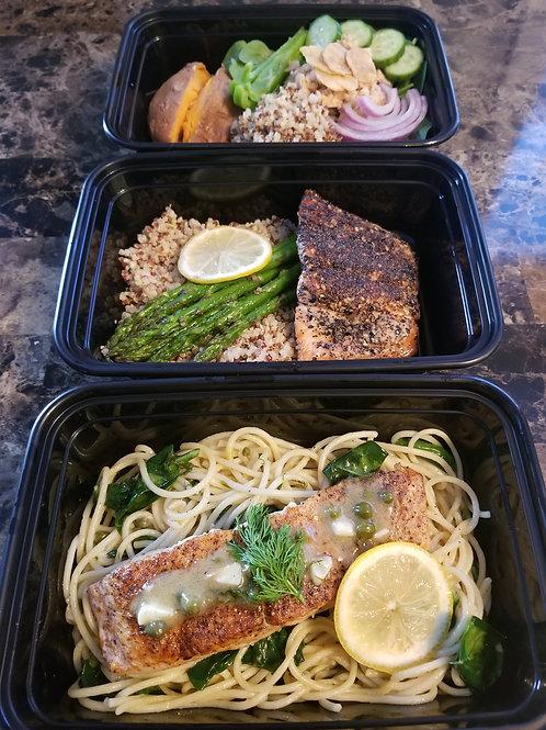 15 Prepped Meals