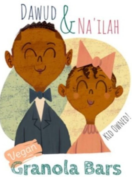 Dawud & Na'ilah Vegan Granola Bars (6ct)