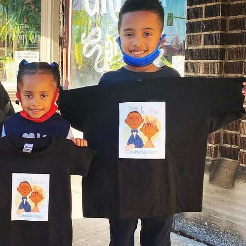 Dawud and Na'ilah T- Shirts