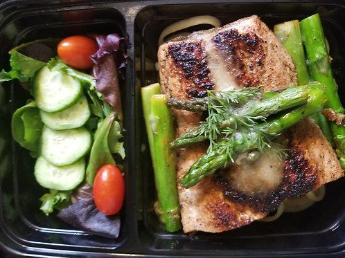 5 prepped meals
