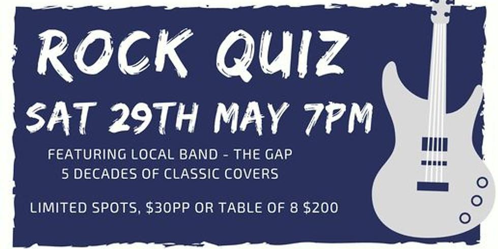 Rock Quiz