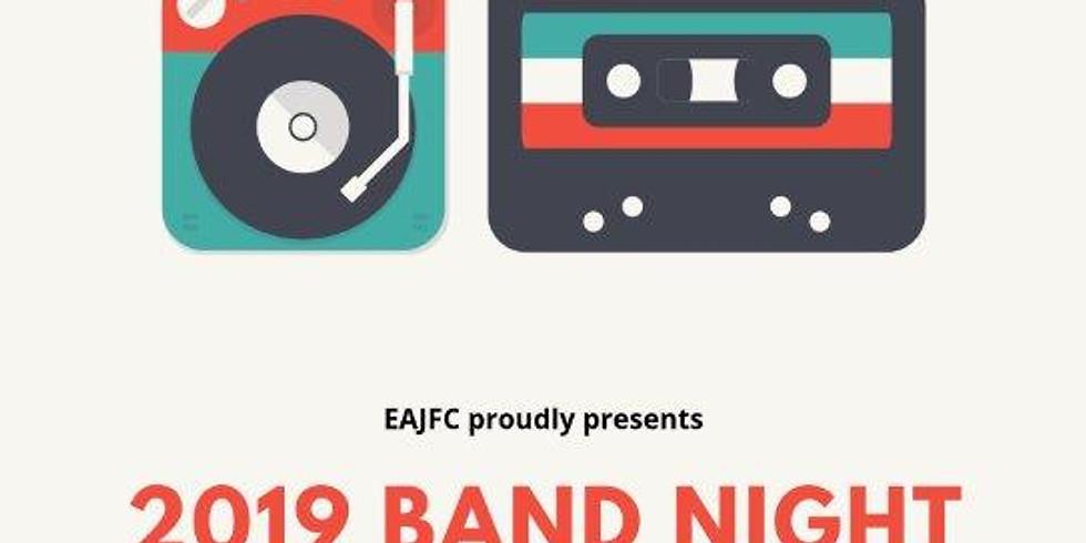 2019 Band Night
