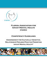 Florida Association for Infant Mental Health Competency Guidelines and Requirements