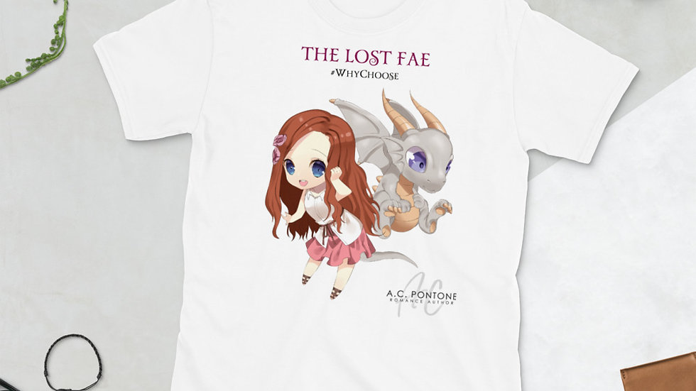 The Lost Fae - Short-Sleeve Unisex T-Shirt