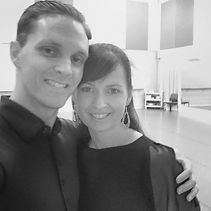 Peter and Rebecca Beardsley - Orchard's Dance Studio Principles