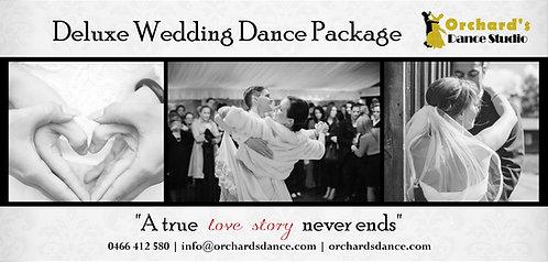 Deluxe Wedding Dance Package
