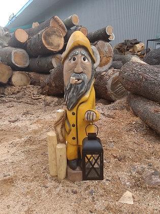 Old Salt Fisherman