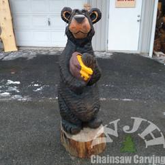 Honey Pot Bear