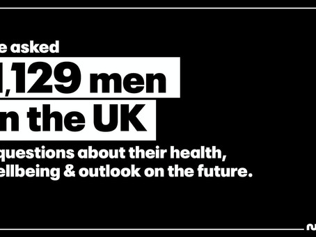 Research on mens health over the covid period