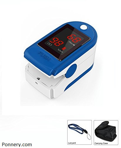 Pulse Oximeter Fingertip Adult