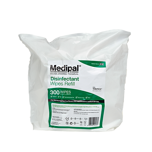 300 Wipe Refill - Disinfectant Wipes