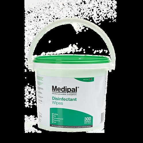 300 Wipe Bucket - Disinfectant Wipes