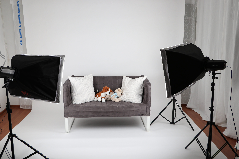 Studio session,  60 min - 10 Pictures