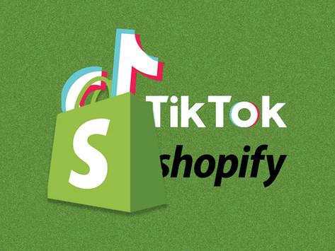 TikTok broadens ad ecosystem with Shopify e-commerce partnership
