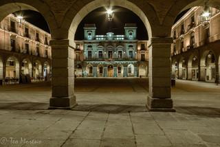 Ayuntamiento de Ávila. Foto Teo Moreno