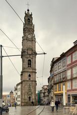 Torre de los Clérigos. Foto Teo Moreno