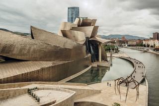 Museo Guggenheim. Foto Teo Moreno