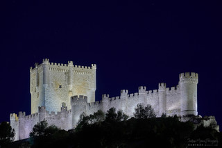Castillo de Peñafiel. Foto Teo Moreno
