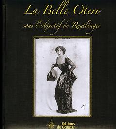 La Belle Otero, trabajo de recuperación de las imágenes de la bailarina española firmadas por Reutlinger. Obra de Javier Figuero y Marie-Hélène Carbonel