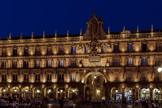 Plaza Mayor. Foto Teo Moreno
