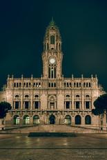 Ayuntamiento de Oporto. Foto Teo Moreno