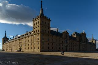 Monasterio El Escorial. Foto Teo Moreno