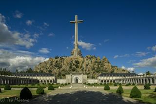 Valle de los Caídos. Foto Teo Moreno