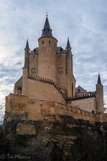 Alcázar Real de Segovia. Foto Teo Moreno