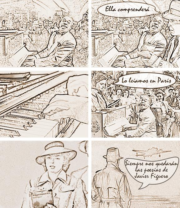 CASABLANCA 2 (versión cómic)