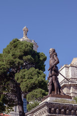Cervantes. Foto Teo Moreno