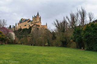 Alcázar de Segovia. Foto Teo Moreno