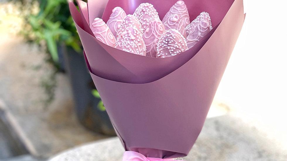 Bouquet «Toi et Moi Rose»
