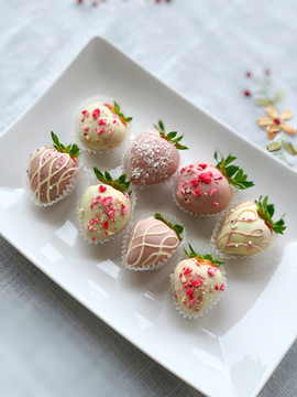 Perfect fingerfood dessert for parties and events!