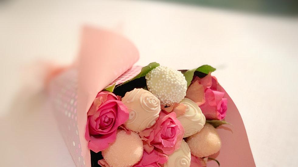 """Mini bouquet """"L'ange"""""""