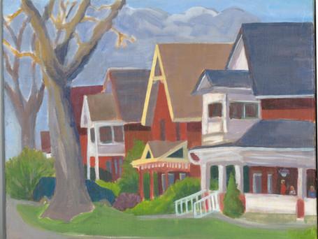 Belmont by Willard Avenue