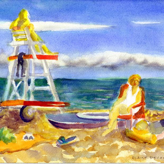 PEI Beach - SOLD