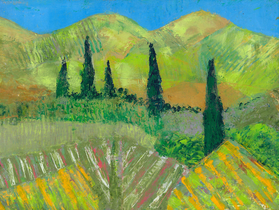 Tuscan Study