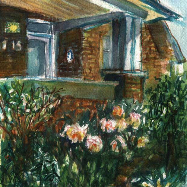 Radford Porch SOLD