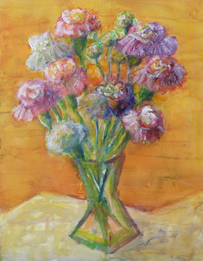 Carnations 1 - SOLD