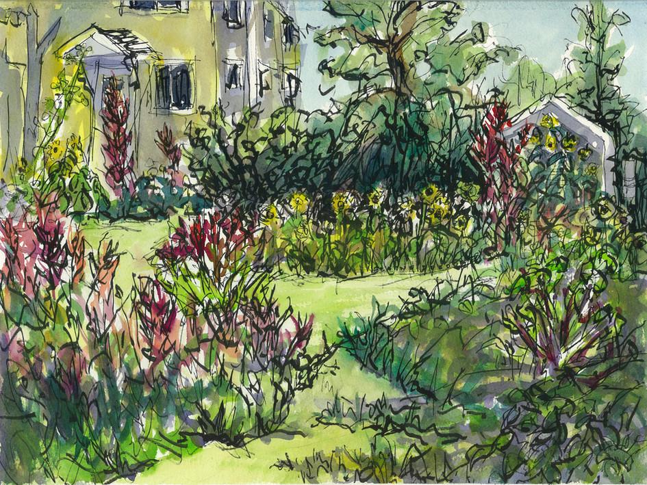 Jambican Garden
