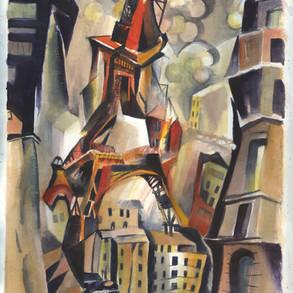 Delaunay Study - SOLD
