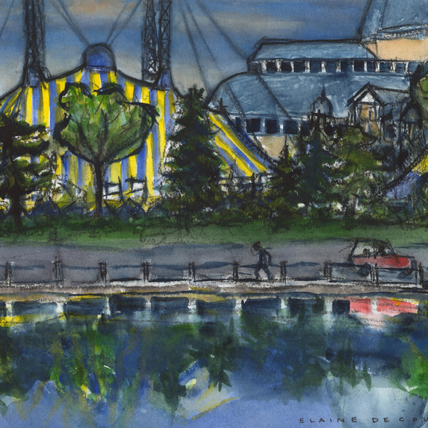Cirque de Lansdowne