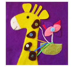 No. 092 - Giraffe