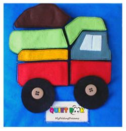 086 Truck Puzzle