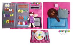 No. 018 - Dollhouse: Kitchen